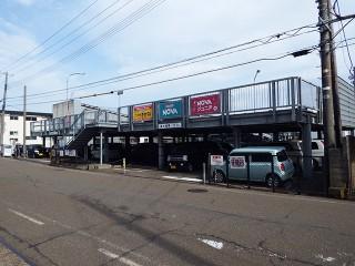 南口立体駐車場
