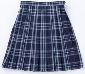 自由制服スカート